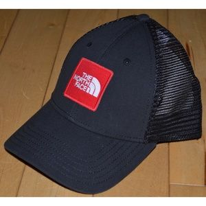 The North Face Trucker Baseball Mesh Cap Hat New